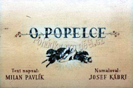 O Popelce (TEXT)