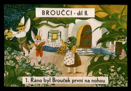 Broučci II. (TEXT)