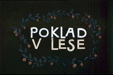 Poklad v lese (TEXT)