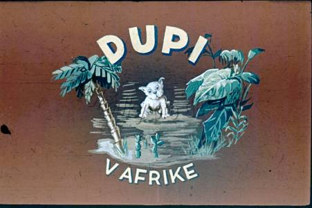 Dupi v Africe (TEXT)